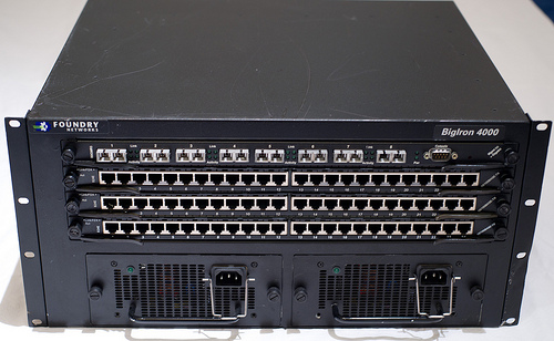 ethernet switch photo