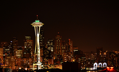 Is Seattle a good city to host your dedicated server?