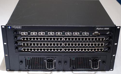 ethernet switch photo